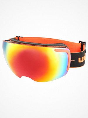 Skidglasögon - Uvex BIG 40 FM Skidglasögon orange mat