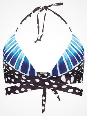 Mara Hoffman SAMBA  Bikiniöverdel black/blue