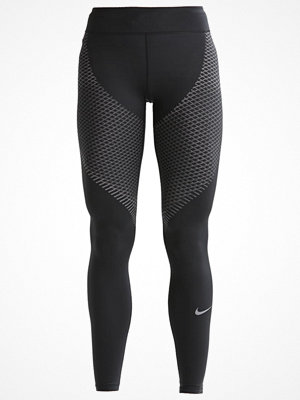Sportkläder - Nike Performance Tights black/tumbled grey