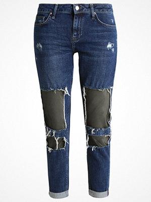 Topshop LUCAS Jeans slim fit indigo