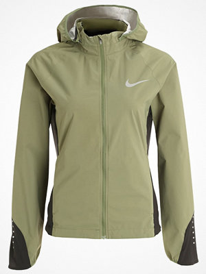 Nike Performance Löparjacka palm green/black