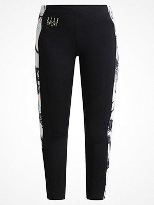 Elle Sport Träningsshorts 3/4längd black
