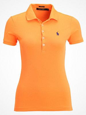 Pikétröjor - Polo Ralph Lauren Golf SLIM FIT  Piké blaze orange flash