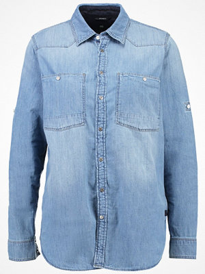 G-Star GStar REMI SP 3D BF SHIRT L/S Skjorta craser denim
