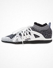 Sport & träningsskor - Adidas by Stella McCartney EDGE TRAINER BOUNCE Aerobics & gympaskor black/white/plum