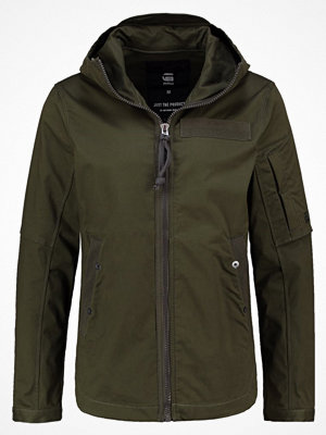Jackor - G-Star GStar BATT HDD OVERSHIRT L/S Tunn jacka forest night