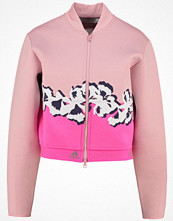 Street & luvtröjor - Adidas by Stella McCartney Sweatshirt zephyr/shock pink