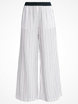 Free People Tygbyxor black/white