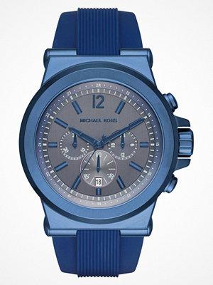 Klockor - Michael Kors DYLAN Kronografklockor blau