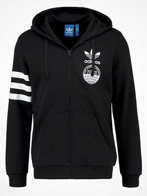Street & luvtröjor - Adidas Originals STREET GRAPH Sweatshirt black