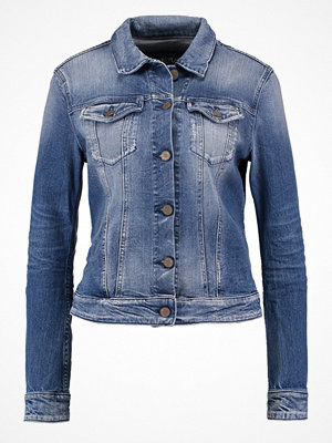 Replay Jeansjacka blue denim