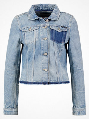 Calvin Klein Jeans RIOT TRUCKER TIME MACHINE Jeansjacka denim