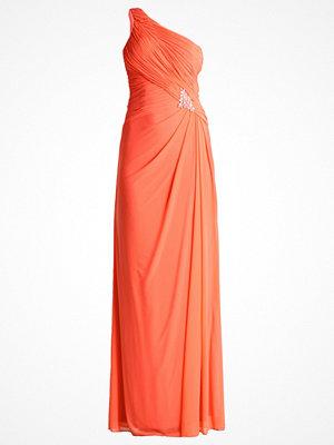 Luxuar Fashion Festklänning coralle