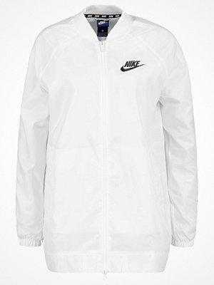 Nike Sportswear Bomberjacka white/black