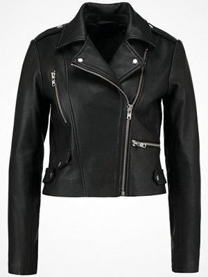 Vero Moda VMRIDA Skinnjacka black beauty