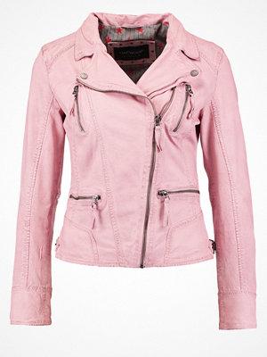 Oakwood Skinnjacka light pink