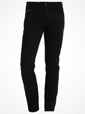 Calvin Klein Jeans SLIM STRAIGHT Jeans slim fit stay black