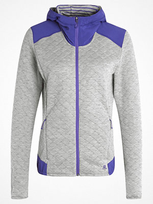 Salomon ELEVATE Sweatshirt alloy/spectrum blue