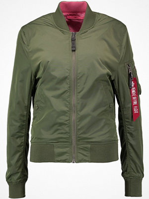 Alpha Industries Bomberjacka sage green