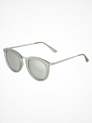 Le Specs NO SMIRKING  Solglasögon silver revo mirror