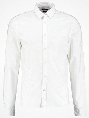 Skjortor - Calvin Klein GALEN FITTED Skjorta white