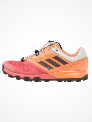 Sport & träningsskor - Adidas Performance TERREX TRAILMAKER  Löparskor terräng easy orange/core black/tactile pink