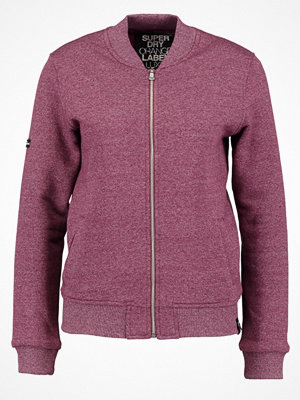 Superdry Sweatshirt burgundy grindle