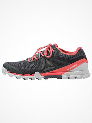 Sport & träningsskor - Reebok ALL TERRAIN SUPER 3.0 Löparskor terräng ash grey/skull grey/fire coral/pewter/vitamin c