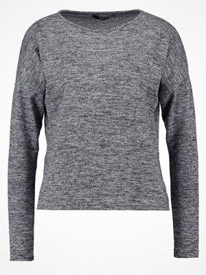 Only ONLELCOS RORI Stickad tröja dark grey melange