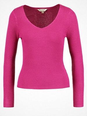Miss Selfridge Stickad tröja pink