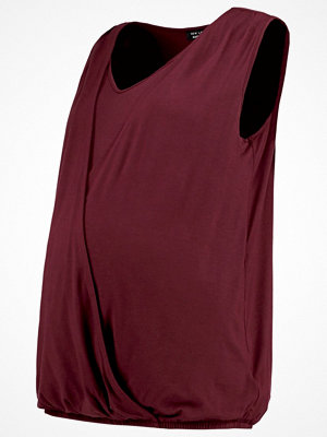 New Look Maternity Linne dark burgundy