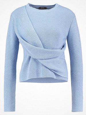 KIOMI Stickad tröja light blue
