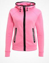 Superdry Sweatshirt neon pink grit