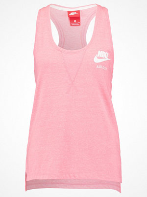 Nike Sportswear GYM VINTAGE Linne bright melon/sail
