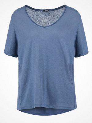 Denham Tshirt bas blue fade