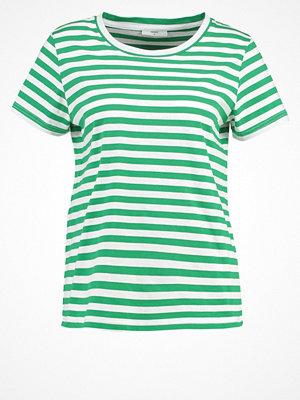 Minimum GABRIELLA Tshirt med tryck paris green