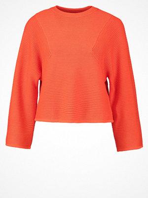 Topshop Stickad tröja orange