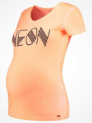 LOVE2WAIT NEON Tshirt med tryck orange