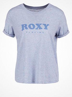 Roxy MINOR SWING  Tshirt med tryck blue
