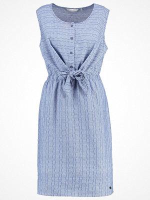 Nümph WAVE Skjortklänning lightblue
