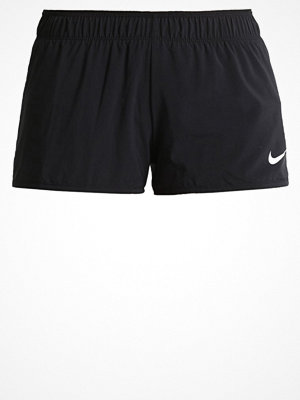 Sportkläder - Nike Performance Träningsshorts black/charcoal heather/white