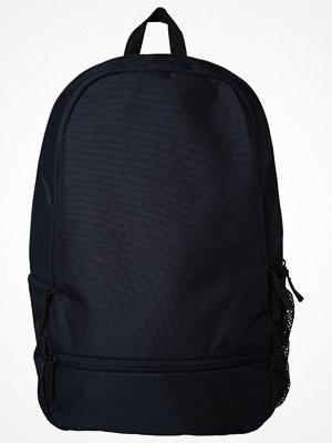Nike Sportswear CLASSIC NORTH Ryggsäck blue svart