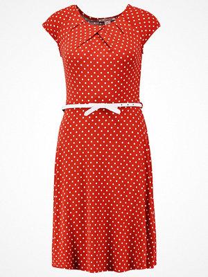 Anna Field Jerseyklänning red/white