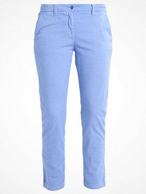 Gant blå byxor Chinos lavender blue