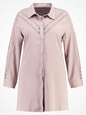 Glamorous Curve Skjorta dusty lilac