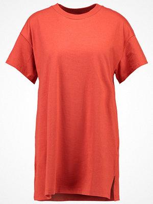 Topshop Petite Tshirt bas rust