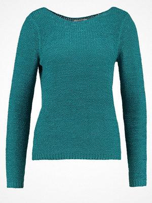 Zalando Essentials Stickad tröja turquoise
