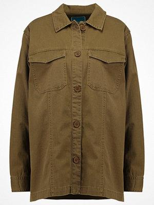 TWINTIP Jeansjacka khaki