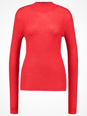 Selected Femme SFCOSTA Stickad tröja flame scarlet