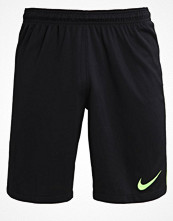 Sportkläder - Nike Performance SQUAD Träningsshorts black/electric green
